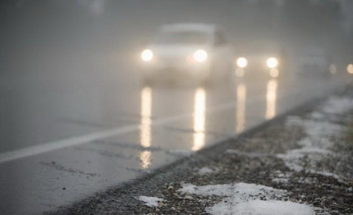 Водіїв Черкащини попереджають про утворення туману