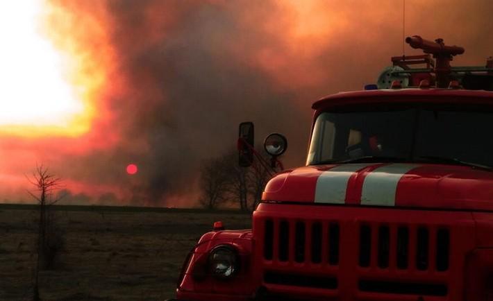 За добу в області сталося 5 пожеж