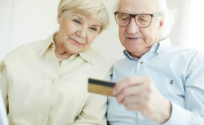 pensionery kartka