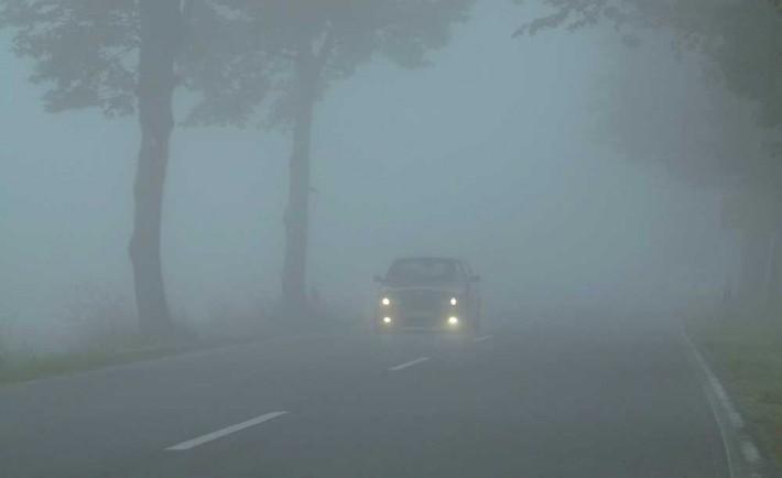 Жителів Черкащини попереджають про утворення туману