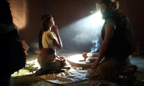 У селі на Черкащині стартували зйомки історичного фільму (ФОТО)