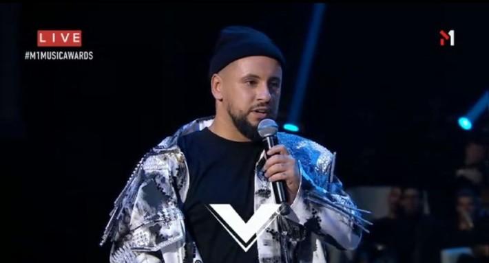 MONATIK залишив без нагороди відомого співака з Черкащини